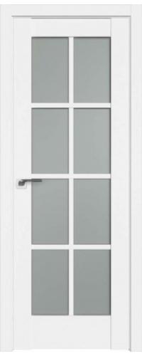 Дверь межкомнатная Turen Becker 101U белый ПО