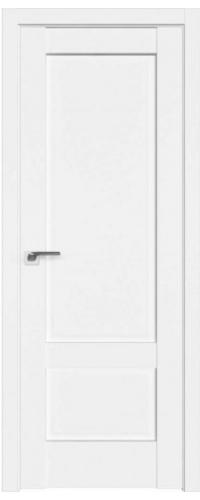 Дверь межкомнатная Turen Becker 105U белый ПГ
