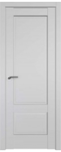 Дверь межкомнатная Turen Becker 105U светло-серый ПГ
