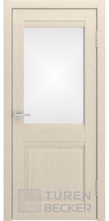 Дверь межкомнатная Turen Becker S8 ПО ясень капучино SOFT TOUCH