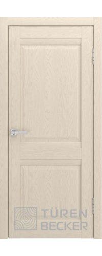 Дверь межкомнатная Turen Becker S8 ПГ ясень капучино SOFT TOUCH