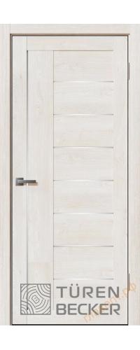 Дверь межкомнатная Turen Becker Элфи 40.13 Дуб молочный