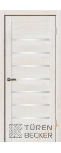 Дверь межкомнатная Turen Becker Мета 13.0.13 Дуб молочный