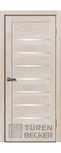 Дверь межкомнатная Turen Becker Мета 13.0.14 Дуб седой