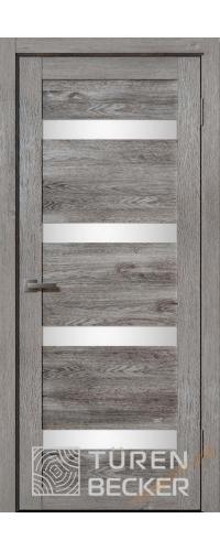 Дверь межкомнатная Turen Becker Тора 13.0.12 Дуб грей