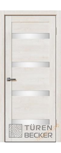Дверь межкомнатная Turen Becker Тора 13.0.13 Дуб молочный