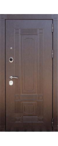 Входная дверь Мадрид Зеркало