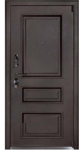 Входная дверь Прадо муар шоко