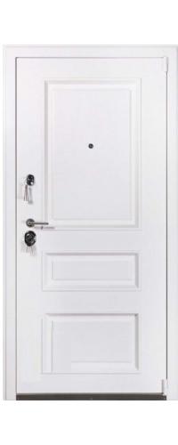 Входная дверь Прадо муар белый