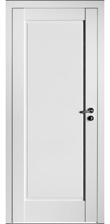 Дверь межкомнатная Turen Becker 100U белый ПГ