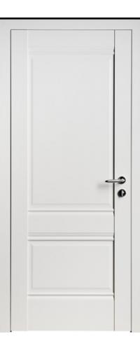 Дверь межкомнатная Turen Becker U1 белый ПГ