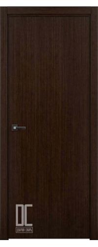 Дверь межкомнатная ГРАНД ПГ - Орех темный
