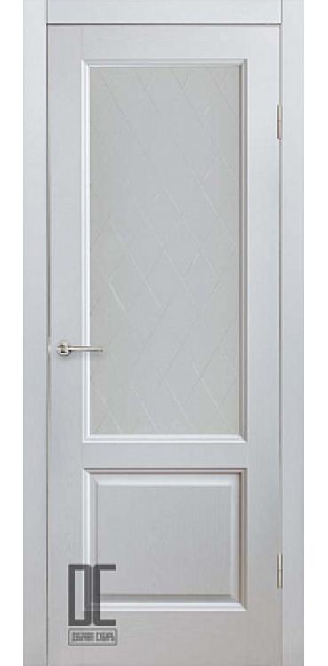 Дверь межкомнатная ЛИРА ПО - Жемчуг