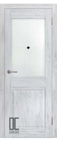 Дверь межкомнатная ОМЕГА ПО - Ель альпийская