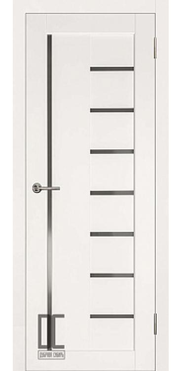 Дверь межкомнатная РАДА ВЕРТИКАЛЬ ПО - White Софт Тач