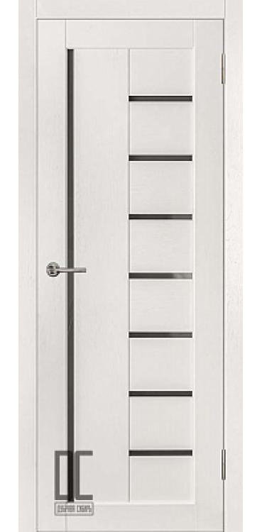 Дверь межкомнатная РАДА ВЕРТИКАЛЬ ПО - Ясень белый