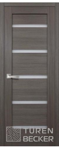 Дверь Ирма Серый нордик 808