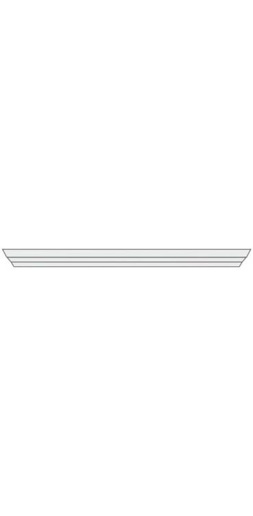 Капитель телескоп. (1 шт.) серый камень, латте, белая эмаль, слоновая кость