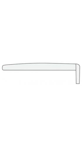 Наличник телескоп. (1 шт.) серый камень, латте, белая эмаль, слоновая кость