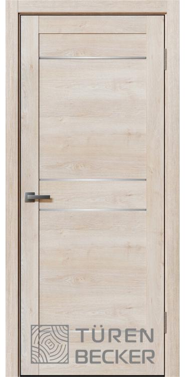 Дверь Ханна ПО Life (4 стекла) Дуб седой