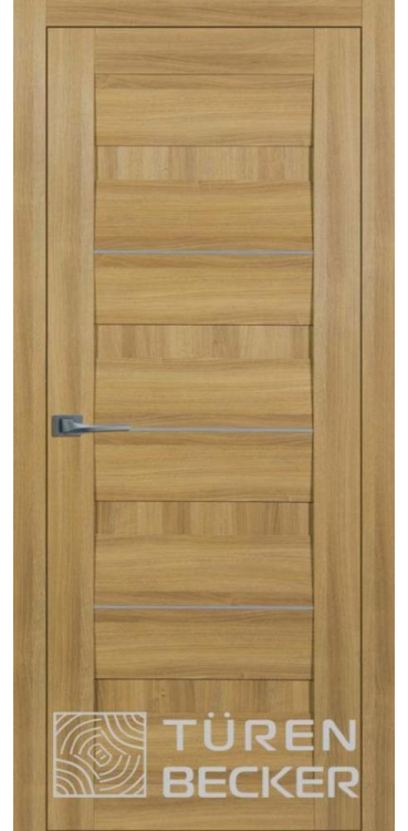 Дверь ПГ Эрика золотой орех