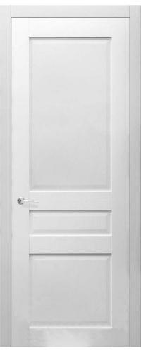 Дверь Кэтрин Белый рифленый 11.10