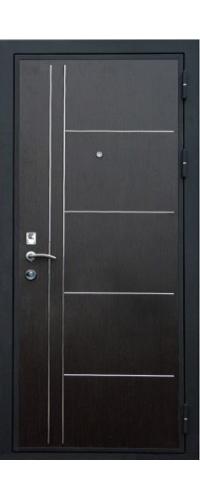 Входная дверь Turen-Becker Хром