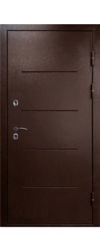 Входная дверь Turen-Becker ТЕРМО ТЕРМОРАЗРЫВ ВЕНГЕ