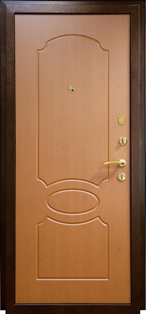 металлическая дверь качество